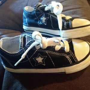 Toddler One Star Converse
